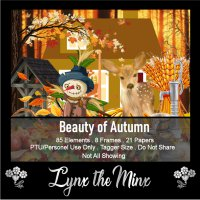 Beauty of Autumn - Scrapkit