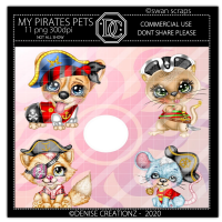 My Pirates Pets