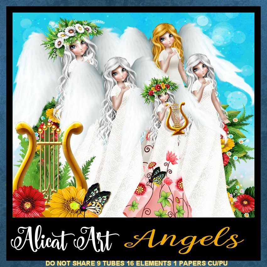 AL2_Angels CUPU Pack