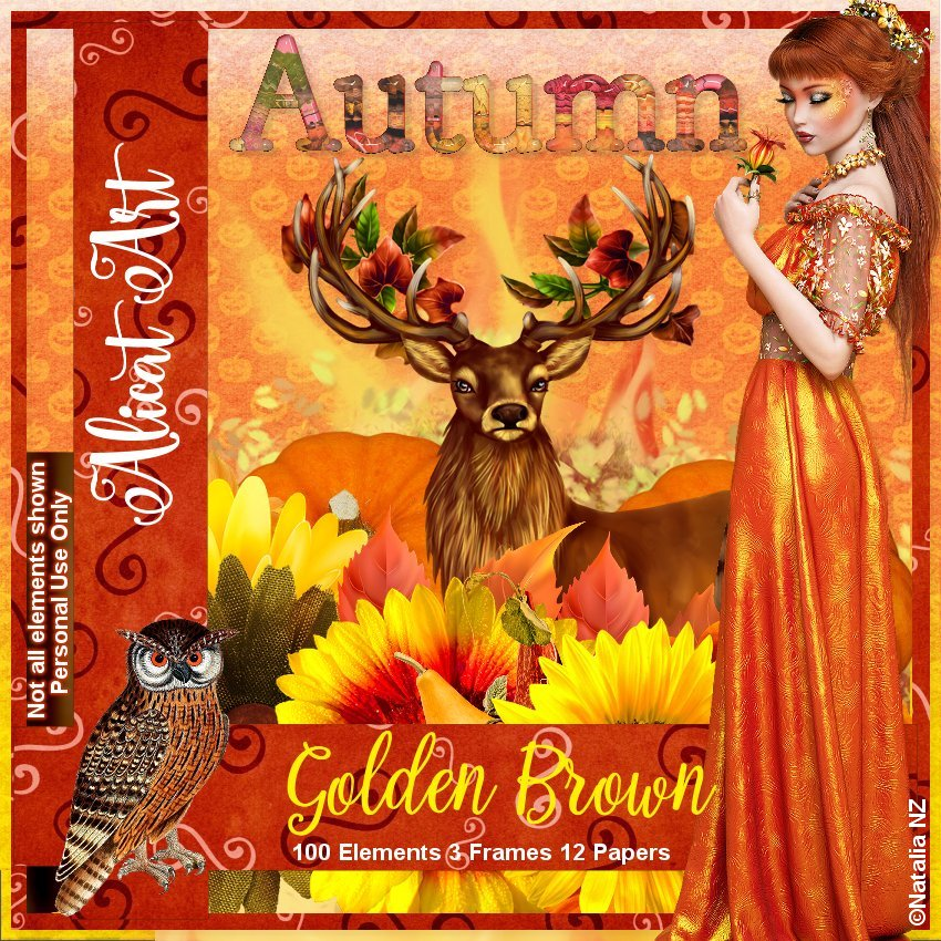 AL2_Golden Brown