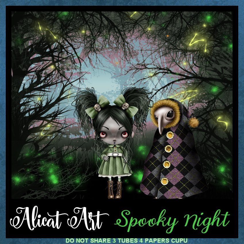 AL2_Spooky Nights CUPU Pack