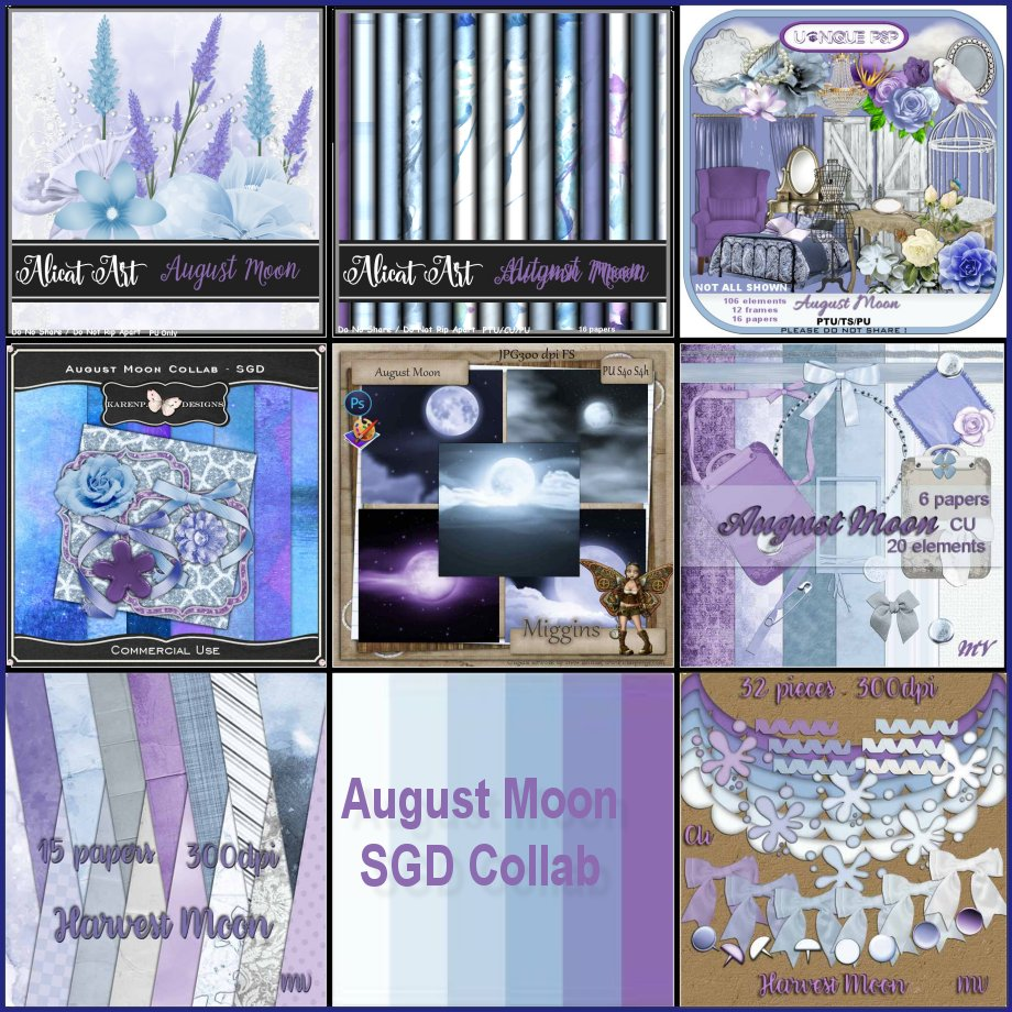 SGD August Moon Collab