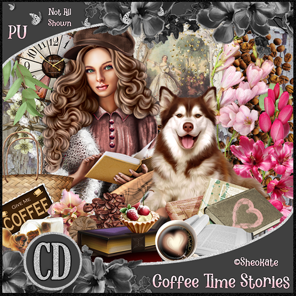 Coffee Time Stories