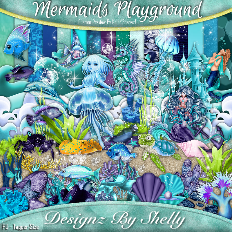 Mermaids Playground