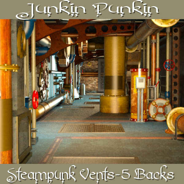 JP CU SteamPunk Vents Backs