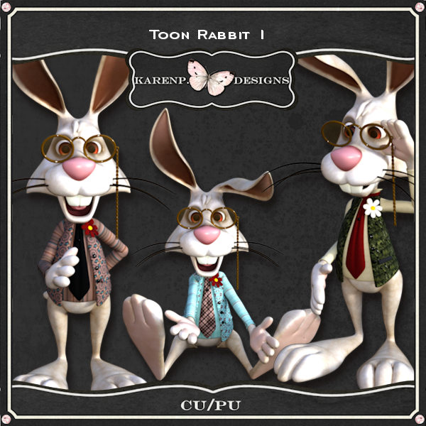 ToonRabbit1-CUPU - Click Image to Close