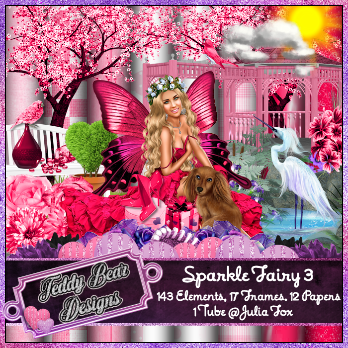 TBD Sparkle Fairy 3