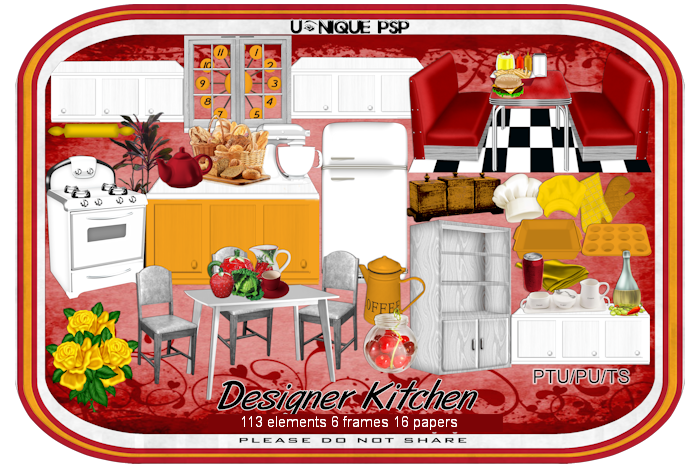 UP Designer Kitchen