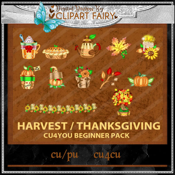 Harvest- Thanksgiving R4R