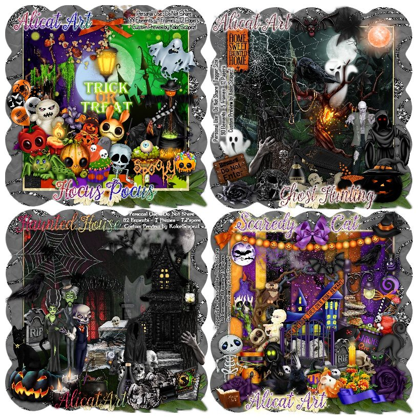 AL2_Halloween Bundle 1