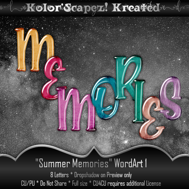 KS_SummerMemories_WordArt1