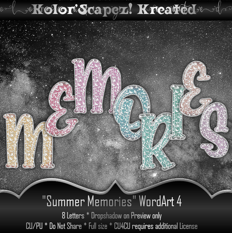 KS_SummerMemories_WordArt4