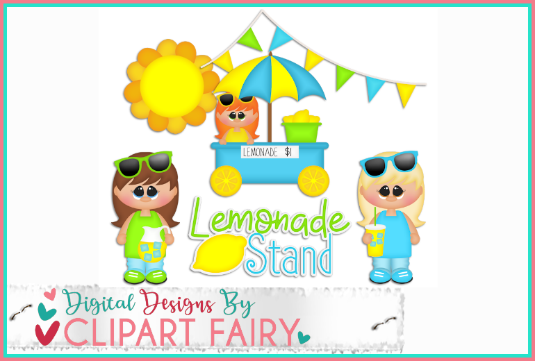 Lemonade Stand templates