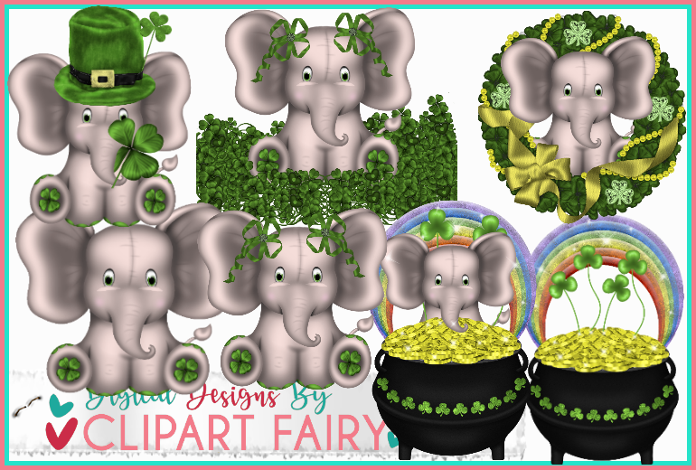 Lucky Elephants