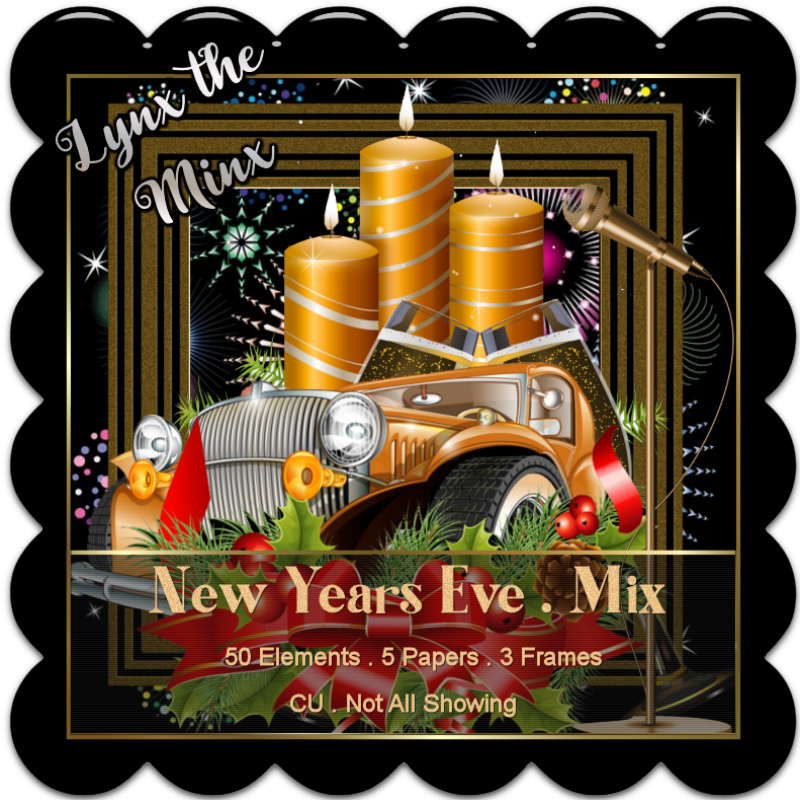 New Years Eve - Mix CU