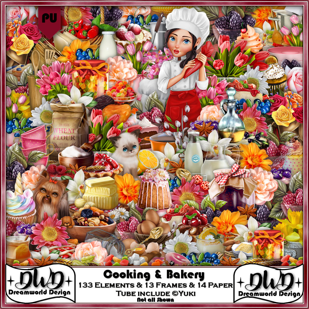 Cooking & Bakery