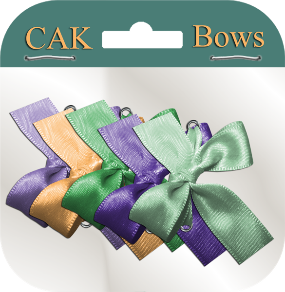 CAK August Early Days Bows