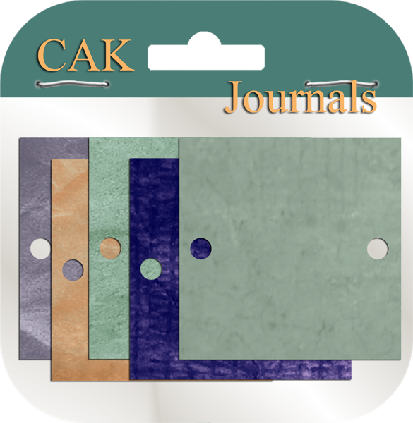 CAK August Early Days Journals