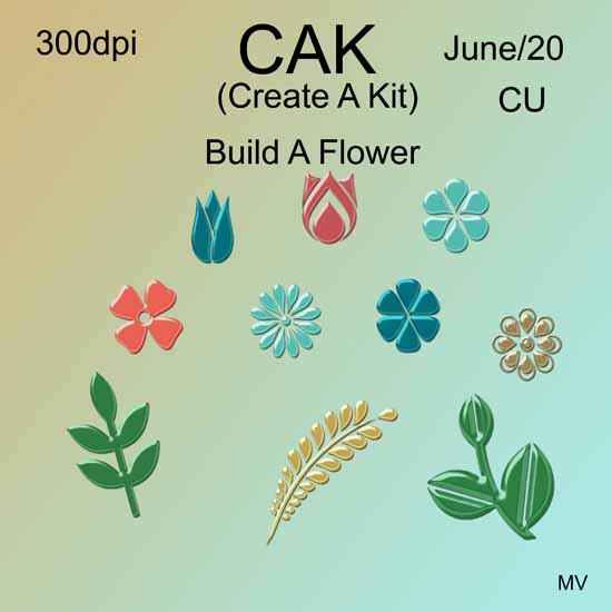 CAK June 2020 element pack 4