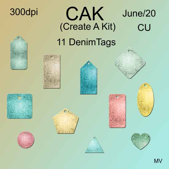 CAK June 2020 element pack 5