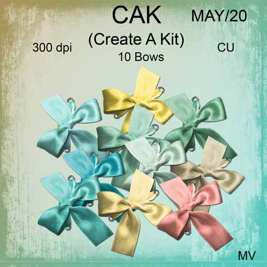 CAK May 2020 element pack 2