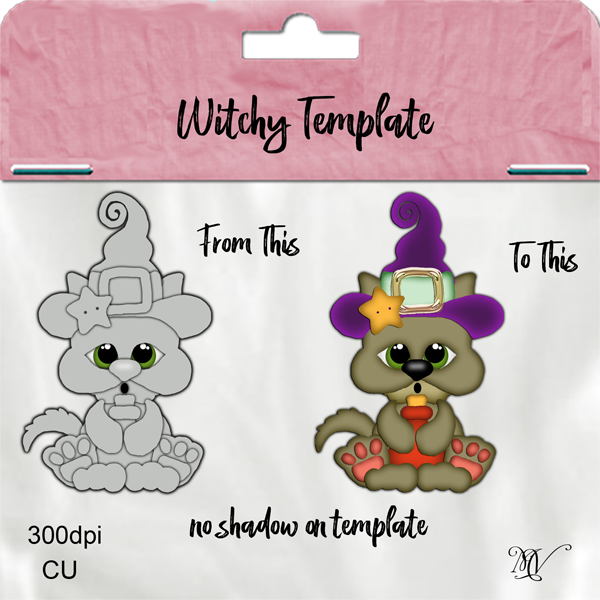 Witchy Template